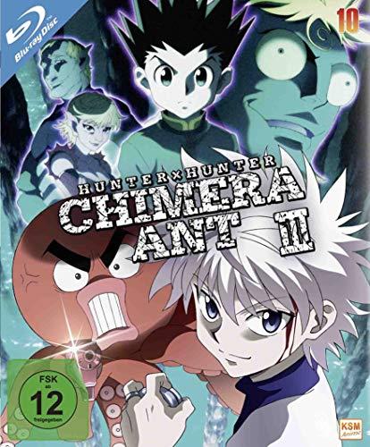 HUNTERxHUNTER - Volume 10: Episode 101-112 [Blu-ray]