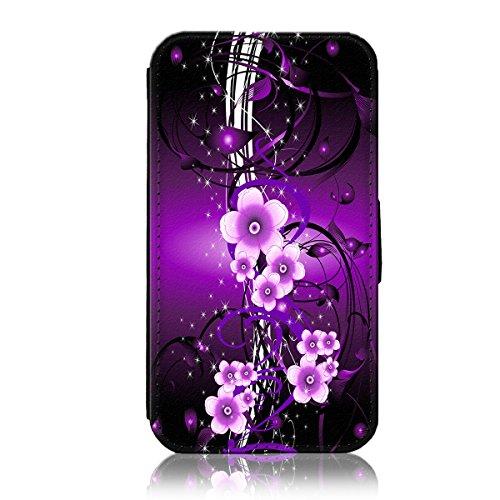 sw-mobile-shop Book Style Huawei Ascend Y330 Premium PU-Leder Tasche Flip Brieftasche Handy Hülle mit Kartenfächer für Huawei Ascend Y330 - Design Flip SB297 - 3