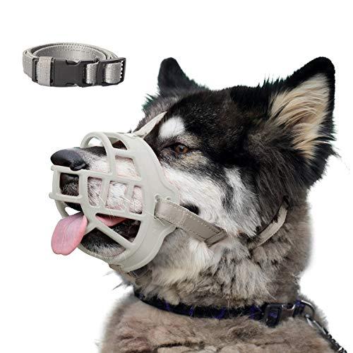 Barkless Dog Muzzle