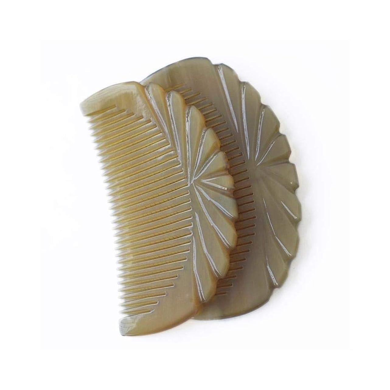気楽な請求可能彫刻Fashian天然木製くし髪 - もつれ解除とスタイリングウェットまたはドライカーリー、太い、波状、またはストレートヘアナチュラルアンチスタティックウッド ヘアケア
