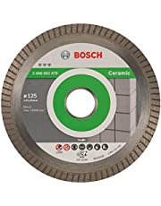 "Bosch Professional 2608602479 Disque à tronçonner diamant ""Best Ceramic Turbo EC"" 125 x 22,23"