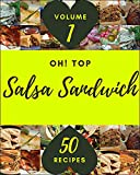 Oh! Top 50 Salsa Sandwich Recipes Volume 1: A Must-have Salsa Sandwich Cookbook for Everyone (English Edition)
