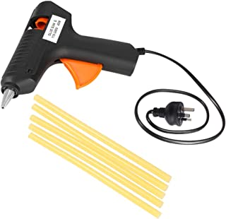 RuleaxAsi 1# 220V 40W Hot Melt Glue Gun Paintless Dent Repair Tool w/ 5pcs Glue Sticks AU Plug
