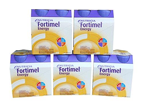 Fortimel Energy von Nutricia 6 x 4 x 200 ml Banane