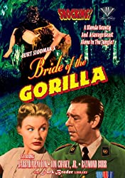 Bride of the Gorilla (1951) is available on DVD (Region 1) from Amazon.co.uk