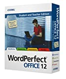 Corel WordPerfect Office 12 Student and Teachers Edition OLD VERSION