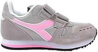 BIANCOROSA LADY 37 Flamingo JR Diadora Sneakers Junior