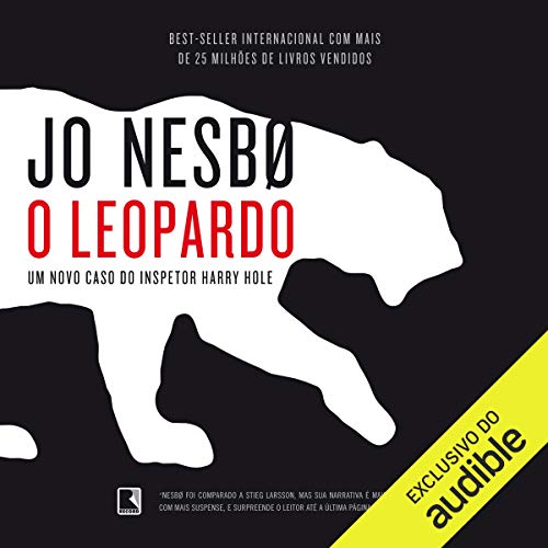 O leopardo [The Leopard] audiobook cover art