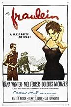 Fraulein Movie Poster (27 x 40 Inches - 69cm x 102cm) (1958) -(Dana Wynter)(Mel Ferrer)(Dolores Michaels)(Margaret Hayes)(Theodore Bikel)
