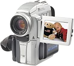 Sony DCRPC110 Digital HandyCam Camcorder with Builtin Digital Still Mode (Discontinued by Manufacturer)