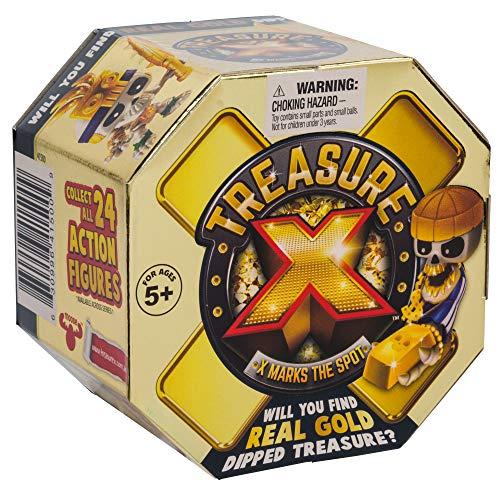 Giochi Preziosi Treasure X, Chasse au trésor avec Personnages à Collectionner, modèles Assortis