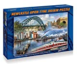Northumbrian Jigsaws Newcastle Upon Tyne - Puzzle (1000 piezas)
