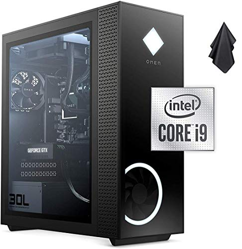 Compare OMEN 30L vs other gaming PCs