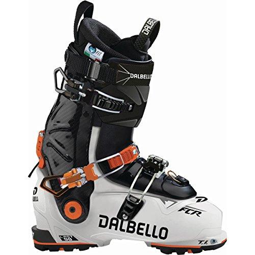 Dalbello Lupo Factory Chaussures de Ski pour Homme Blanc/Carbone Taille 24,5