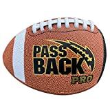 Pro Composite Passback Football, Ages 14+, High School Training Football