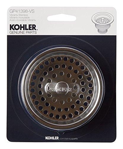 KOHLER GENUINE PART GP41398-VS BASKET FOR DUOSTRAINER - VIBRANT STAINLESS