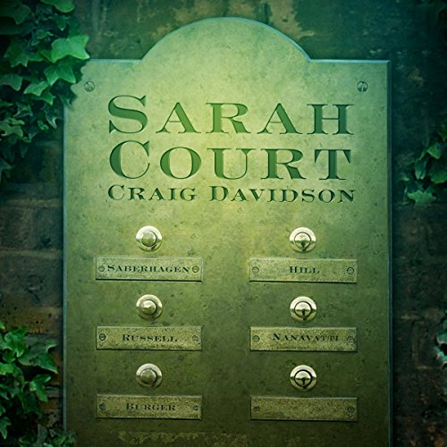 Sarah Court audiobook cover art