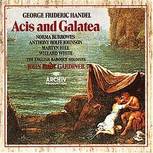 Händel: Acis And Galatea (Gesamtaufnahme).