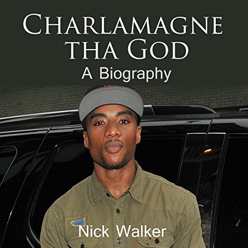 Charlamagne tha God: A Biography audiobook cover art