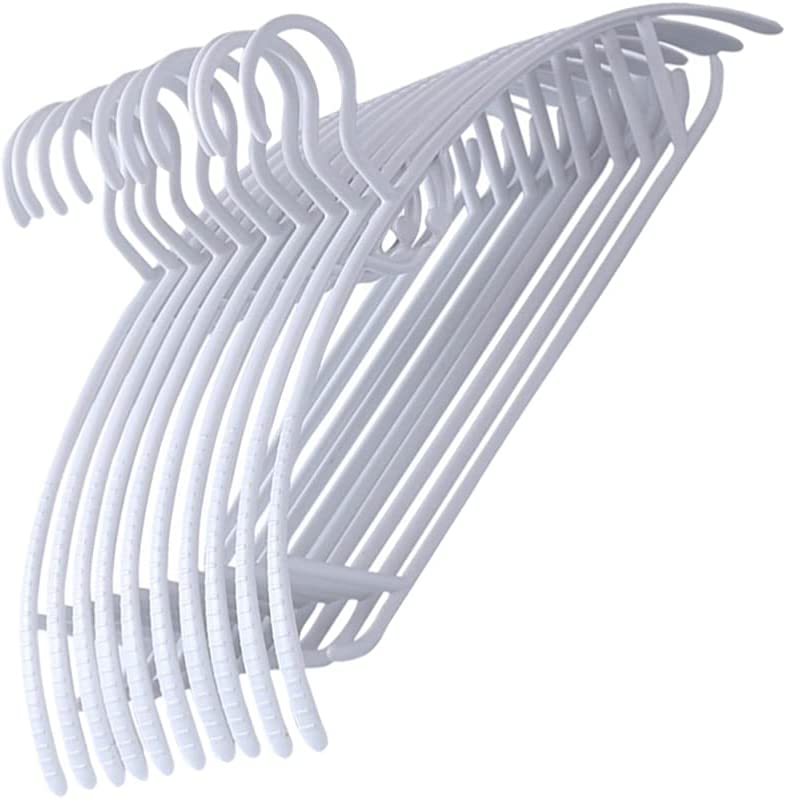 BESPORTBLE 10Pcs Non Max 89% OFF Slip Coat Heavy Suit Max 84% OFF and Duty Hanger