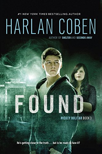 Download Found: A Mickey Bolitar Novel, Book 3 (English Edition) B00KWG9K3A