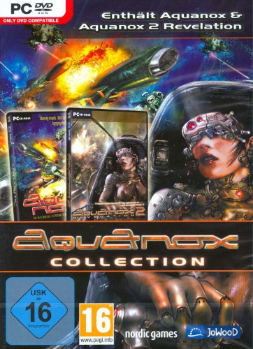 Aquanox Collection - enthält Aquanox & Aquanox 2: Revelation