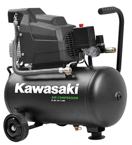 Compresseur Kawasaki, Compresseur à Air d'atelier, Mobile,...