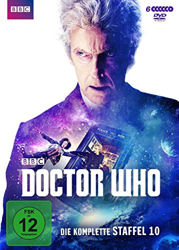 Doctor Who - Die komplette Staffel 10 [6 DVDs]