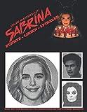 Chilling Adventures of Sabrina Punkte Linien Spiralen: Neue Art von Malbuch für Erwachsene mit Anti Stress Wirkung