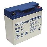 Batería plomo 12V 18Ah Ultracell Gamme UC