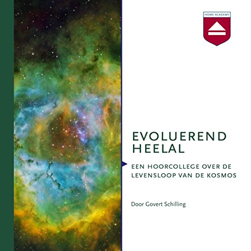 Evoluerend Heelal audiobook cover art