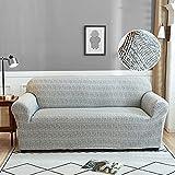 WXQY Funda de sofá elástica, Funda de sofá Universal para Sala...