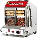 HOT DOG WORLD - Hot Dog Steamer, Hot Dog Maker New York