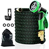 50 FT Expandable Garden Hose, Upgraded...
