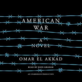 American War     A Novel              By:                                                                                                                                 Omar El Akkad                               Narrated by:                                                                                                                                 Dion Graham                      Length: 12 hrs and 22 mins     1,561 ratings     Overall 4.1