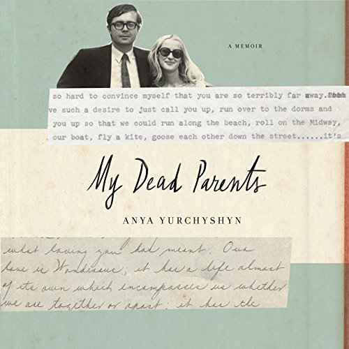 My Dead Parents audiobook cover art