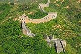 Jigsaw Puzzles Paisaje De La Gran Muralla China Puzzles De Madera Puzzle Educativo Puzzle Infantil Rompecabezas De Piso De Impresión De Alta Definición Juegos Relajantes 500 Pieces