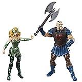 MARVEL C2042EL2 Figuras de Hechicero y Verdugo de Legends, 3.75 Pulgadas, Paquete de 2...