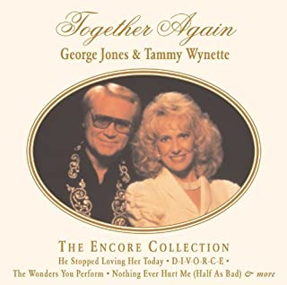 Together Again: George Jones & Tammy Wynette by George Jones (1999-06-22)