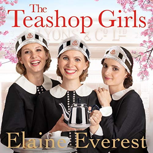 The Teashop Girls audiobook cover art