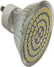 Uonlytech 220V 5W GU10 SMD2835 LED Bulbs Spotlight Lamp Light Cup 6000K Warm Light Lighting Downlight Energy Saving