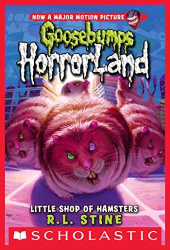 Little Shop of Hamsters (Goosebumps Horrorland #14) (English Edition)