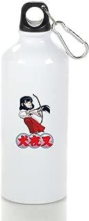 Kikyo Inuyasha Cool Aluminum Sports Water Bottle - 400/500/600ML