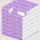 WSC Papier hygiénique FCL, Papier à Usage Domestique, Forte Absorption d'eau, Meilleure flexibilité, 36 Paquets, 4 Couches