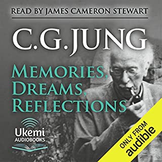 Memories, Dreams, Reflections audiobook cover art