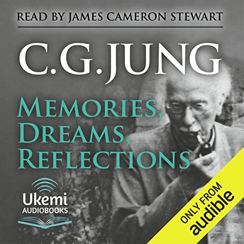 Memories, Dreams, Reflections                   Written by:                                                                                                                                 C. G. Jung                               Narrated by:                                                                                                                                 James Cameron Stewart                      Length: 16 hrs and 51 mins     33 ratings     Overall 4.8