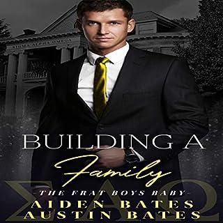 Building a Family: An Mpreg Romance audiobook cover art