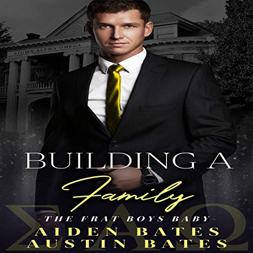 Building a Family: An Mpreg Romance cover art