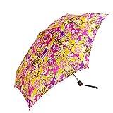 ShedRain Umbrellas Auto Open & Close Super Slim Mini, Flora Bright, One Size