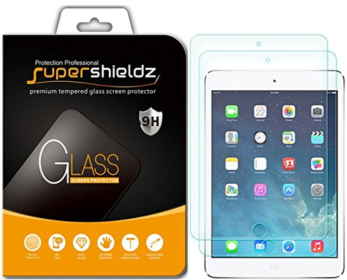 (2 Pack) Supershieldz for Apple iPad 9.7 inch...